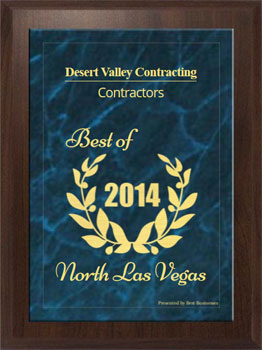 Best Business of North Las Vegas in category of Contractors
